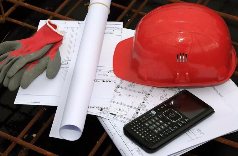 Artikel, die ein Bauunternehmen benötigt
