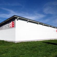 Gebäude der Firma Andreas Bauer GmbH in Mitterskirchen