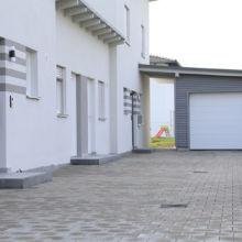 Moderne Reihenhäuser erstellt durch die Fa. Andreas Bauer GmbH in Mitterskirchen