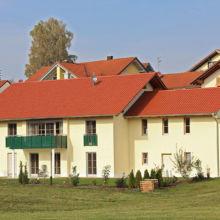 Schönes Eigenheim erstellt durch die Fa. Andreas Bauer GmbH
