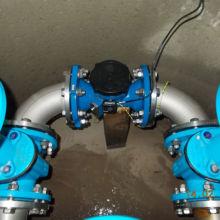 Wasserleitungsventile aufgestellt durch die Fa. Andreas Bauer GmbH