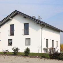 Klassisches Einfamilienhaus der Fa. Andreas Bauer GmbH