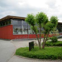 Öffentliches Gebäude erstellt durch die Fa. Andreas Bauer GmbH aus einer anderen Perspektive