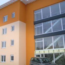 Einzigartiger Wohnkomplex erstellt durch die Fa. Andreas Bauer GmbH aus einer anderen Perspektive