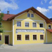 Geschäftshaus im Landhausstil erstellt durch die Fa. Andreas Bauer GmbH