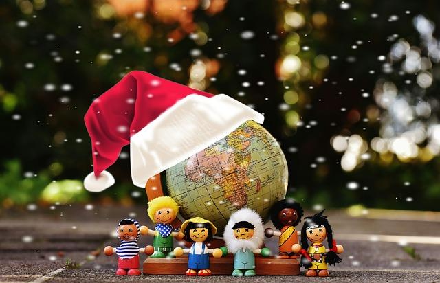 Spenden zu Weihnachten