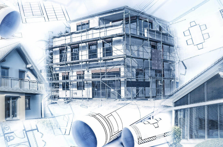 Moderne Bautechnik bei der Fa. Andreas Bauer GmbH